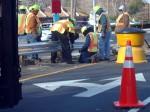 roadworkers
