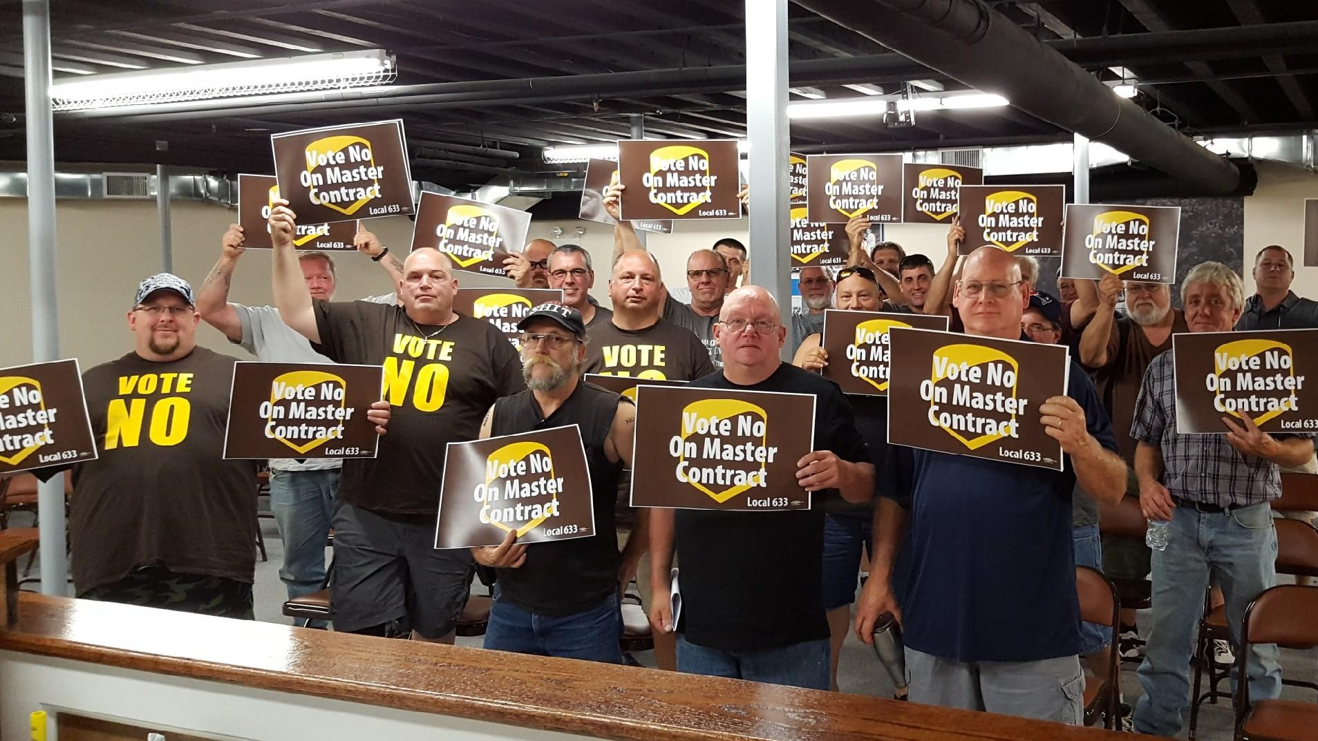 United Parcel Service Teamsters Local 633